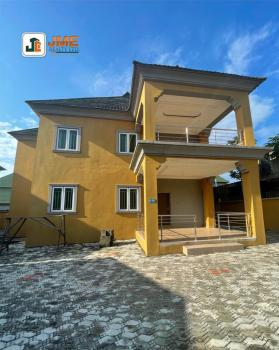 Brand New 4 Bedroom Duplex with Bq, Close to Godab Estate, Life Camp, Abuja, House for Sale