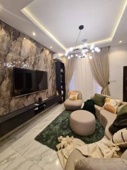 Grandiose & Exclusive 2 Bedroom Duplex with Pool, Lounge & Designs, Beside Lcc, Chevron Drive, Lekki, Lagos, Terraced Duplex Short Let