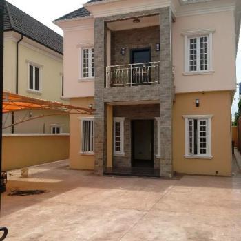 Luxury 5 Bedroom With 2 Rooms Bq & Jacuzzi, Omole Phase 1, Ikeja, Lagos, 5 bedroom, 6 toilets, 5 baths Detached Duplex for Sale