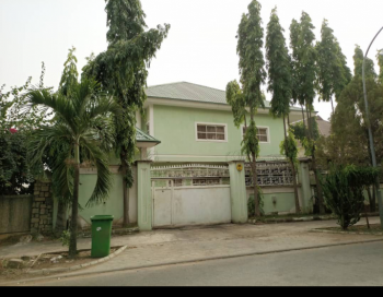 5 Bedroom Detached Duplex with 2 Rooms Bq, Maitama District, Abuja, Detached Duplex for Sale