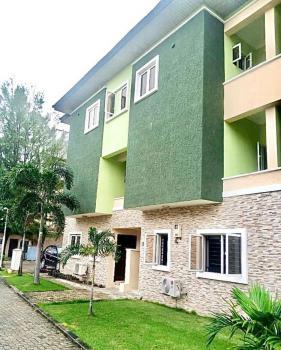 Spacious 4 Bedroom Terrace House;, Osapa, Lekki, Lagos, Terraced Duplex for Sale