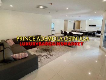 Direct Cash Clients - Newly Well Built 4 Bedroom Apartment, Central, Old Ikoyi, Ikoyi, Lagos, House for Sale