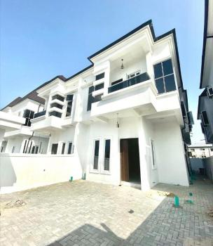 Luxury 4 Bedroom Semi Detached House with a Bq, Osapa, Lekki, Lagos, Semi-detached Duplex for Sale