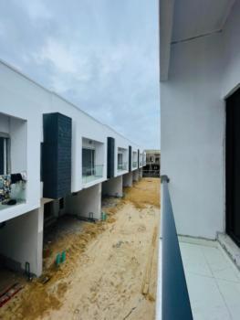 Luxurious Brand New 4 Bedrooms Duplex, Lekki Conservation, Lekki, Lagos, Terraced Duplex for Rent