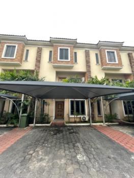 4 Bedrooms Terraced Duplex, Abiola Court, Ikate Elegushi, Lekki, Lagos, Terraced Duplex for Rent