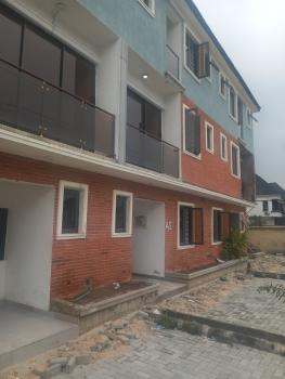 Newly Built 6 Bedrooms, Off Aa Rescue, Osapa, Lekki, Lagos, Terraced Duplex for Rent