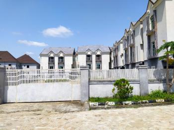 4 Bedrooms Terraced Duplex with Bq, Life Camp, Abuja, Terraced Duplex for Rent