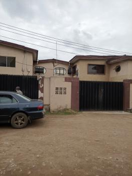 Well Maintained 20 Apartments on 2 Half Plots with Cofo, Off Ile Epo Alhaji Bus Stop Idimu, Egbeda, Alimosho, Lagos, Block of Flats for Sale