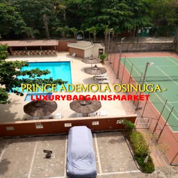Penthouse 3 Bedroom Apartment + Study (upgrade Ongoing), Old Ikoyi, Ikoyi, Lagos, Flat / Apartment for Rent