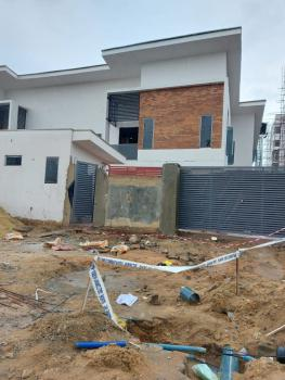 a 4 Bedroom Semi-detached Duplex with 2 Rooms Bq, Osborne Phase 2, Osborne, Ikoyi, Lagos, Semi-detached Duplex for Sale