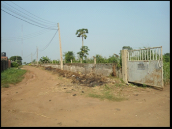 a Firm Land Measuring 17.475 Hectares, Along Obafemi Awolowo Road, Ikorodu, Lagos, Mixed-use Land for Sale