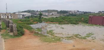 Table Land with C of O. Land Is 5,000sqm, with Setback of 1,200sqm, Guzape District, Abuja, Residential Land for Sale