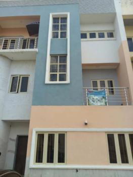 4 Bedroom Terrace Duplex Located in a Secured Estate, Lugbe District, Abuja, Terraced Duplex for Sale