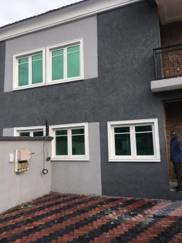 3 Bedroom Semi Detached Duplex + Bq, Estate, Mobil Road, Ilaje, Ajah, Lagos, Semi-detached Duplex for Rent