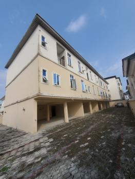 a Lovely 4 Bedroom Terrace with Bq, Oral Estate, Ikota, Lekki, Lagos, Terraced Duplex for Rent