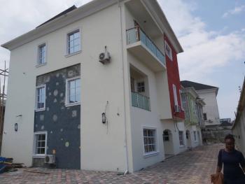 Well Finished 4 Bedroom Terrace Duplex with a Room Bq, Illasan, Ikate Elegushi, Lekki, Lagos, Terraced Duplex for Rent