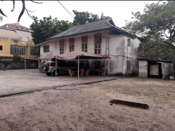 2500sqm Land with Old Structure, Off Glover Road, Old Ikoyi, Ikoyi, Lagos, Mixed-use Land for Sale