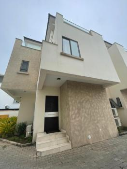 Exquisitely Finished 4 Bedroom Terrace Duplex with a Room Bq, Banana Island, Ikoyi, Lagos, Terraced Duplex for Rent