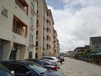 Fully Serviced 3 Bedroom Flat ( Carcass), Lekki Paradise Estate Chevron, Lekki, Lagos, Flat / Apartment for Sale