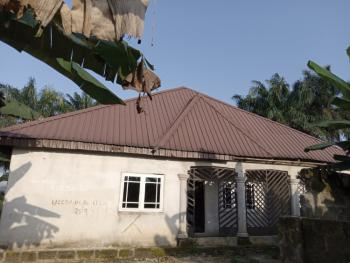 Strategically Located 3 Bedrooms Bungalow & 1 Bedroom Flat, Opposite Deeper Life Camp, Off Idoro Road, Uyo, Akwa Ibom, Detached Bungalow for Sale