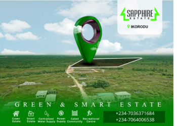 Mixed-use Land, Sapphire Estate,, Agric, Ikorodu, Lagos, Mixed-use Land for Sale