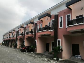Luxury 4 Bedrooms Terraced Duplex, Chevron Drive, Lekki, Lagos, Terraced Duplex for Rent