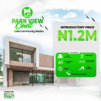 Plots of Land, Parkview Court, Ido, Oyo, Residential Land for Sale