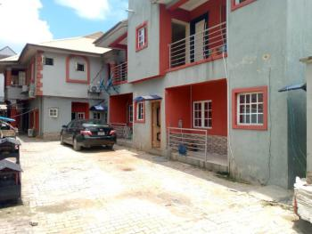 a Lovely House of 12 Units of Flats in an Estate, Hitech Estate, Behind Dominion Church Beside Lagos Business School,, Ajiwe, Ajah, Lagos, Block of Flats for Sale