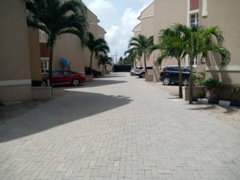 Serviced 4 Bedrooms Terrace + 1 Room Bq in a Gated Estate, Chief Yesufu Abiodun, Oniru, Victoria Island (vi), Lagos, Terraced Duplex for Rent