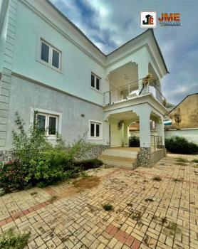 a 4 Bedroom Fully Detached Duplex with Bq in Good Location, Not Far From Godab Estate, Life Camp, Abuja, Detached Duplex for Sale