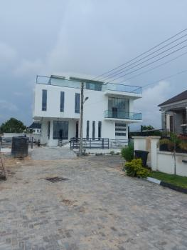Luxury 4 Bedroom Fully Detached Duplex with Swimming Pool, Off Orchid Hotel Road, Lafiaji, Lekki, Lagos, Detached Duplex for Sale