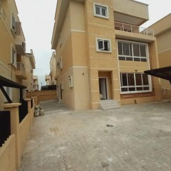 Luxury Newly Built 6 Bedroom with Bq, Western Foreshore,, Osapa, Lekki, Lagos, Detached Duplex for Rent