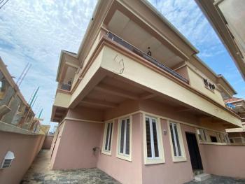 Brand New 4 Bedrooms Duplex with Bq, Bakare Estate, Agungi, Lekki, Lagos, Semi-detached Duplex for Rent