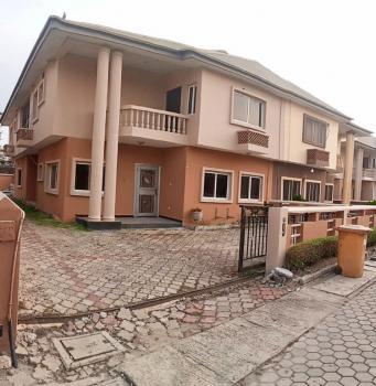 Spacious 4 Bedroom Semi-detached with Bq, Oniru, Victoria Island (vi), Lagos, Semi-detached Duplex for Sale