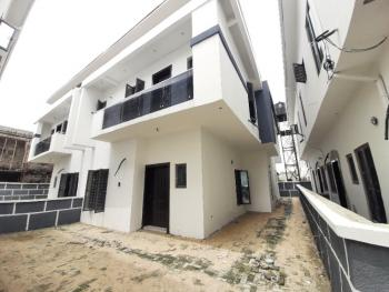 4 Bedrooms Semi-detached Duplex with Bq, Orchid Road, By Second Tollgate, Lekki Phase 2, Lekki, Lagos, Semi-detached Duplex for Sale