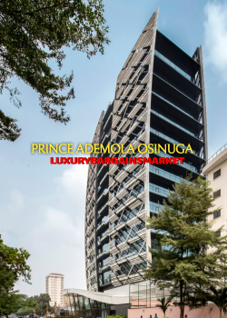 One of The Most Iconic Office Spaces Around, Old Ikoyi, Ikoyi, Lagos, Office Space for Rent