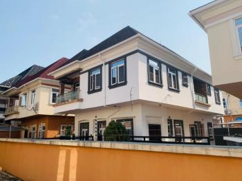 5 Bedroom Fully Detached Duplex with Bq, Chevron Drive, Lekki, Lagos, Detached Duplex for Sale