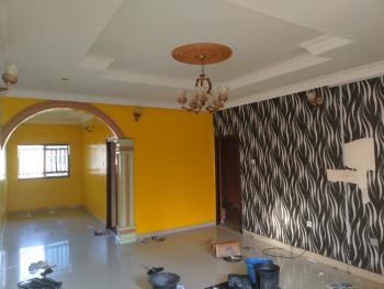 Super Lovely and Spacious 3 Bedrooms Flat in a Well Secured & Serene Area, Grandmate, Ago Palace, Isolo, Lagos, Flat / Apartment for Rent
