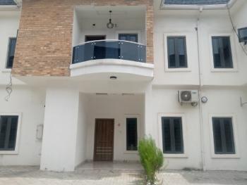 Luxury 4 Bedrooms Terrace, Close to Chevron, Lekki, Lagos, Terraced Duplex for Rent