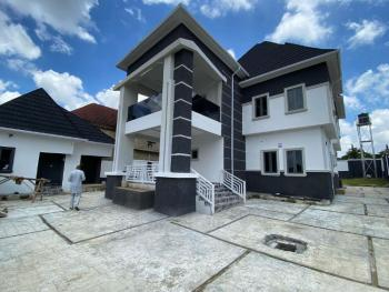 Newly Built 4 Bedroom Duplex with 2 Room Bq, Life Camp, Abuja, Detached Duplex for Sale
