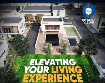 Luxury 3 Bedroom Terrace Duplex with Bq, Beside Lagos Business School, Ajah, Lagos, Terraced Duplex for Sale