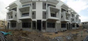 Luxurious 4-bedroom Terraces with Fitted Kitchen and Stewards Room, Estate, Ilasan, Lekki, Lagos, Terraced Duplex for Sale