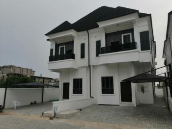 Brandnew 4 Bedrooms Semi Detached Duplex with Bq, Osapa, Lekki, Lagos, Semi-detached Duplex for Rent