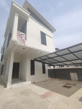 Lovely 4 Bedroom Detached Duplex with Bq, Second Toll Gate, Lekki Phase 2, Lekki, Lagos, Semi-detached Duplex for Sale