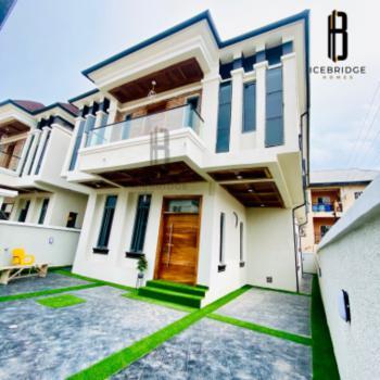 Contemporary Built 5 Bedroom Semi-detached Duplex, Chevron Toll Gate, Lekki, Lagos, Detached Duplex for Sale