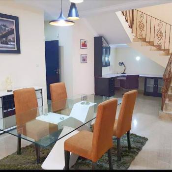 Furnished 4 Bedrooms Duplex in a Secure Estate, Golf Estate, Peter Odili Road, Trans Amadi, Port Harcourt, Rivers, Detached Duplex Short Let