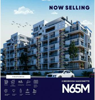 New 2 Bedroom Maisonette, Ikate, Lekki, Lagos, Terraced Duplex for Sale