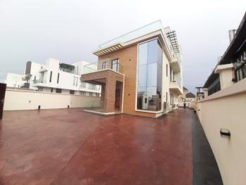 4 Bedroom Detached Duplex, a Study, Boys Quarter, Sit Out Area, Pool, Pinnock Beach Estate, Osapa, Lekki, Lagos, Detached Duplex for Sale