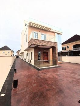Newly Built and Well Finished 4 Bedroom Detached Duplex with Swimming, Pinnock Beach Estate, Osapa, Lekki, Lagos, Detached Duplex for Sale