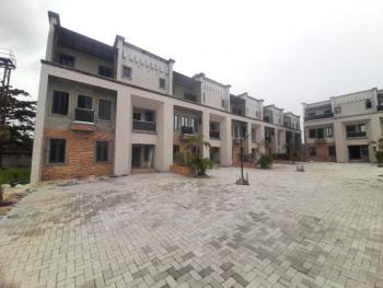 4 Bedroom Terraced Duplex with a Boys Quarter, Osborne Phase 2, Osborne, Ikoyi, Lagos, Terraced Duplex for Sale